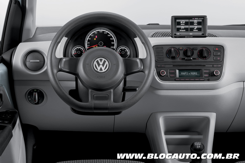 Volkswagen up! 2015 move up!