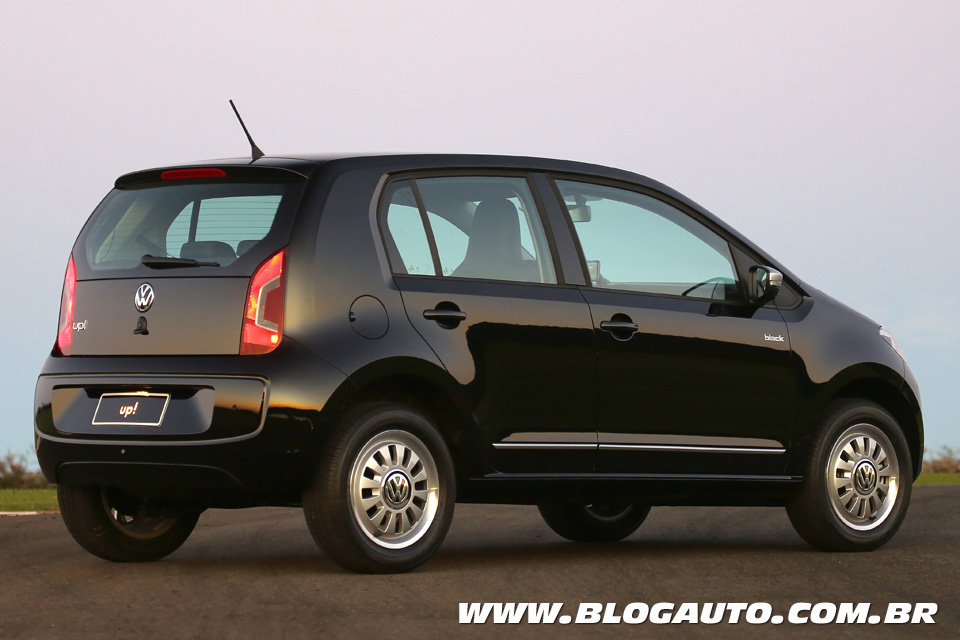 Volkswagen Black up!