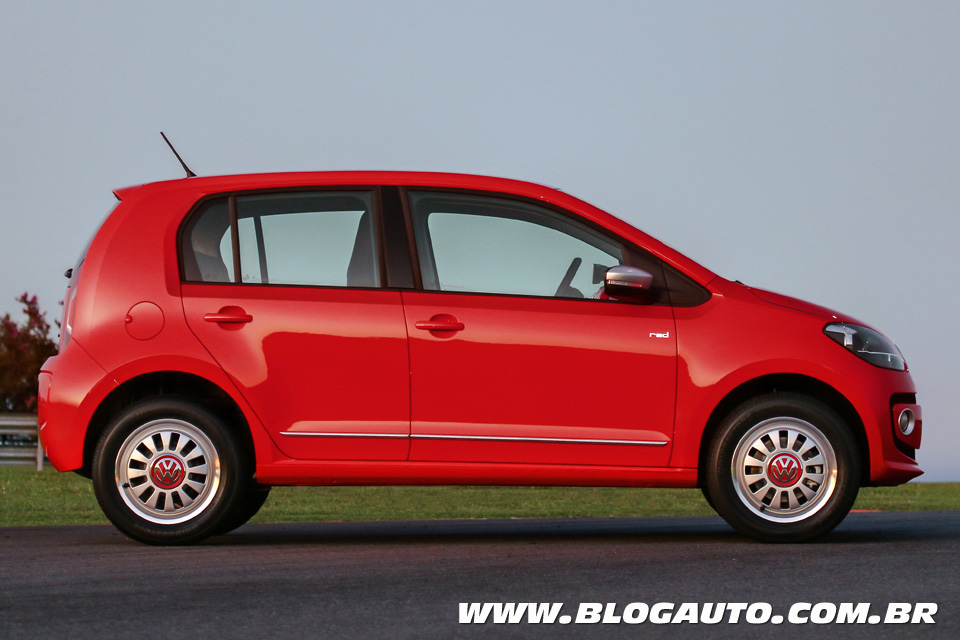 Volkswagen Red up!