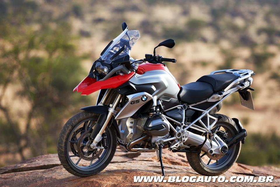BMW Motorrad convoca quatro modelos para recall