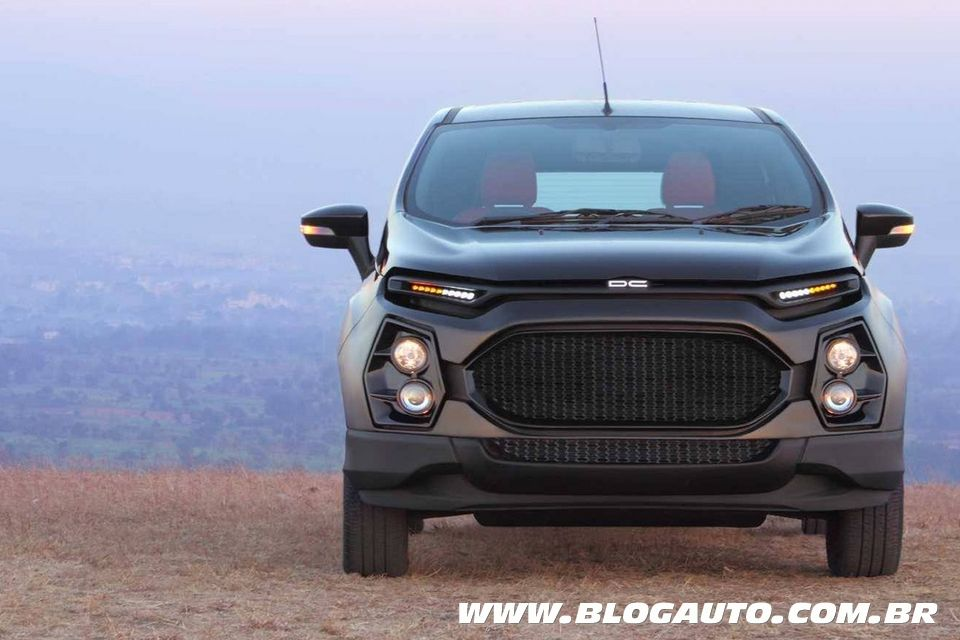 Ford EcoSport DC Design