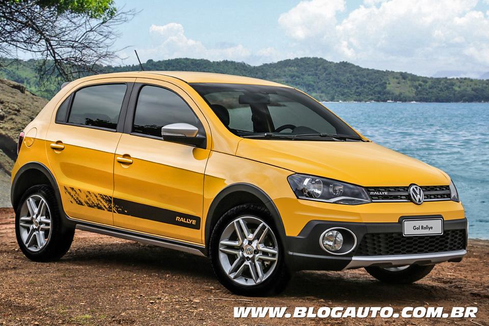 Volkswagen Gol Rallye 2015