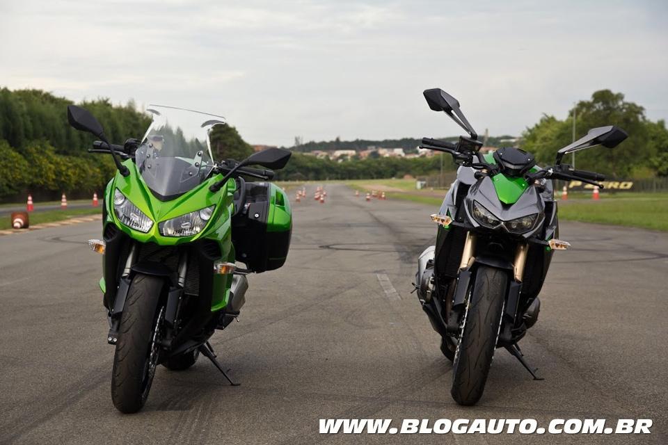 Kawasaki Ninja Z 1000 e Ninja 1000 Tourer