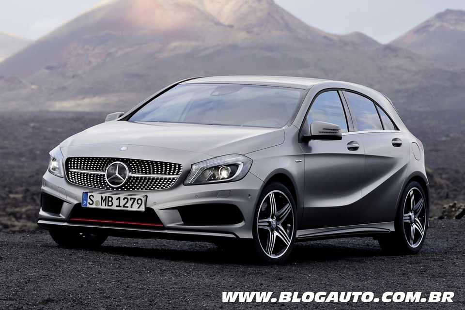 Mercedes benz a 250 turbo sport lan ado por r for Mercedes benz e 250