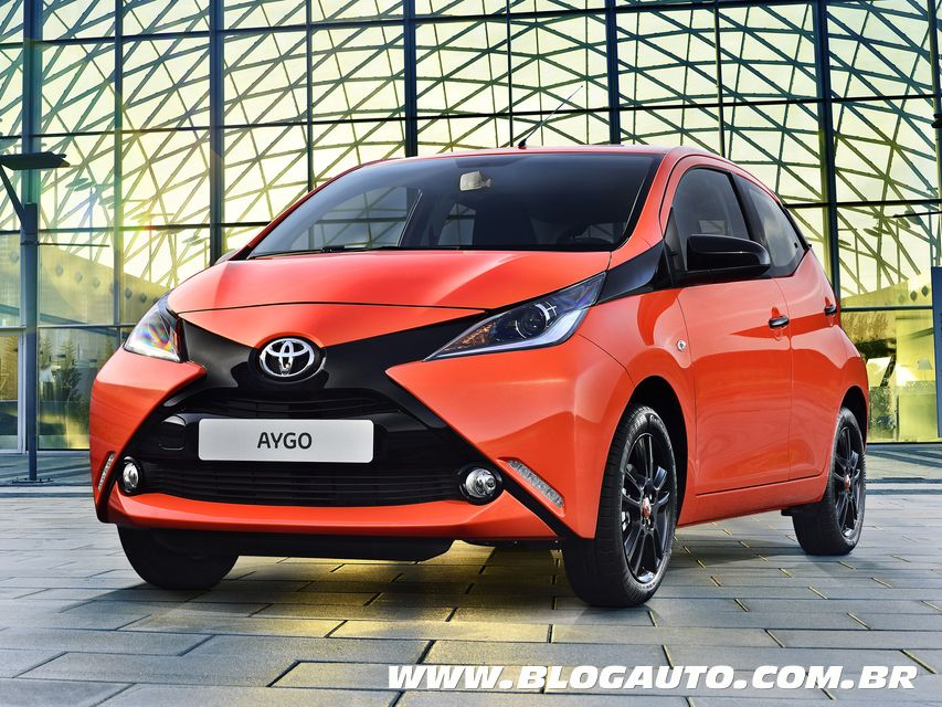 toyota aygo 2015 o compacto que dever amos ter no brasil blogauto. Black Bedroom Furniture Sets. Home Design Ideas