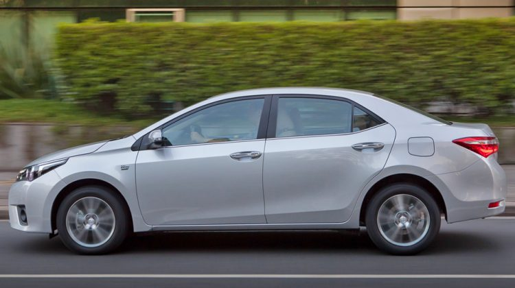 Novo Toyota Corolla 2015