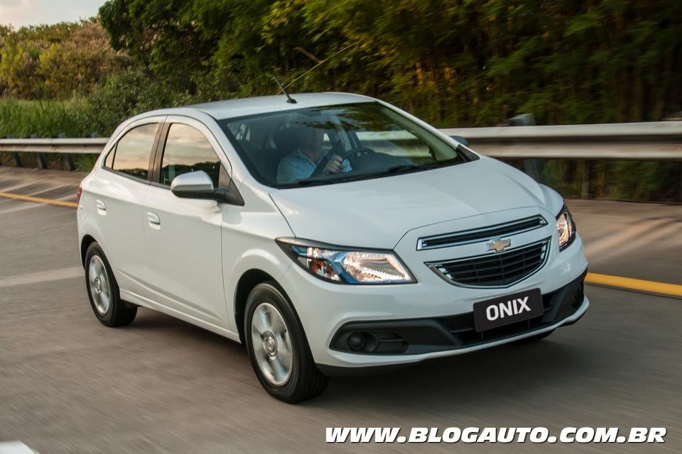 Chevrolet Onix Lollapalooza