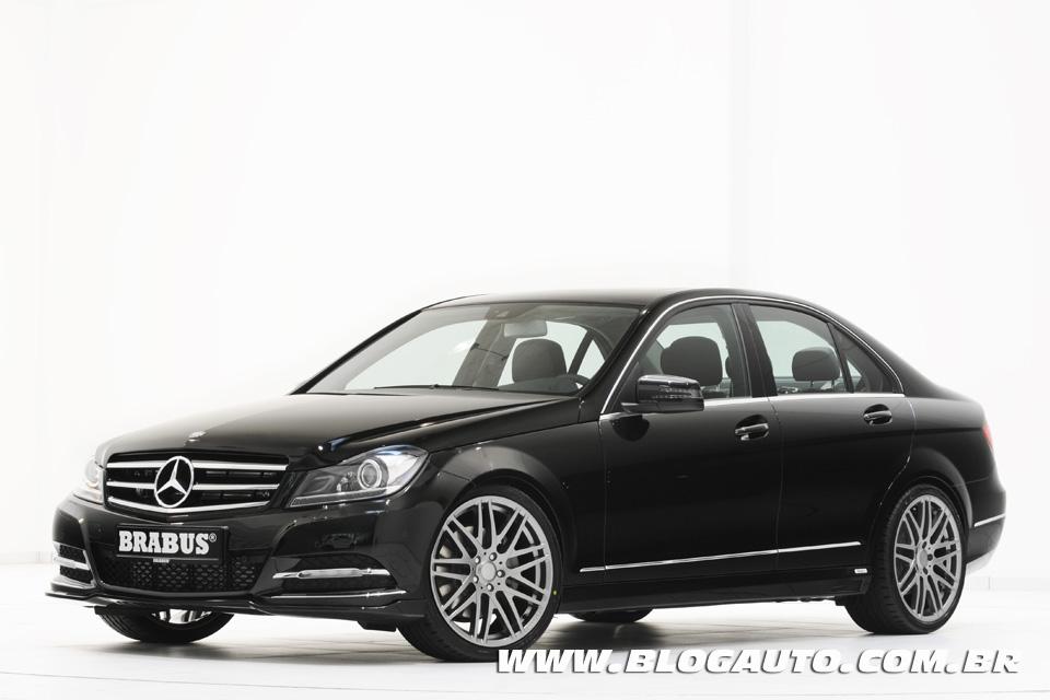 Brabus chega ao Brasil com Mercedes-Benz preparados