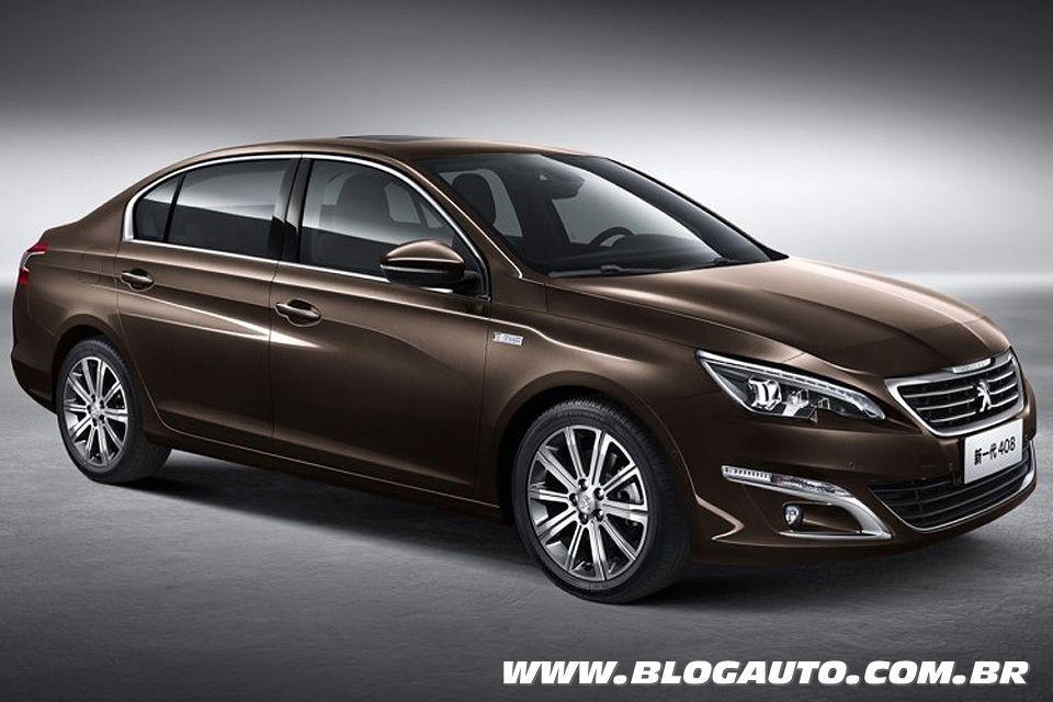 Novo Peugeot 408 2015