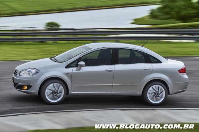 Fiat Linea Absolute 2015