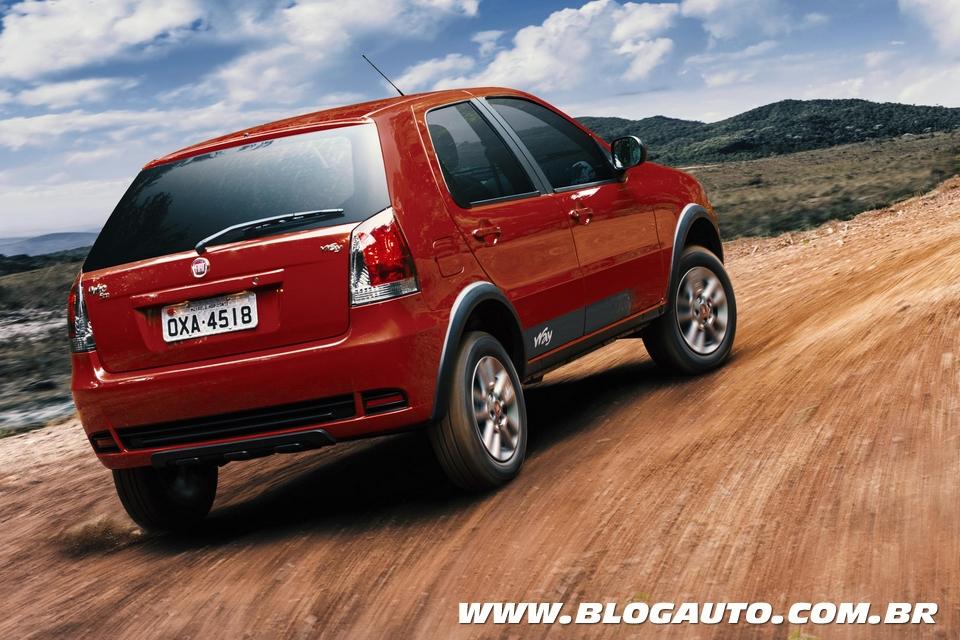 Fiat Palio Fire Way 5