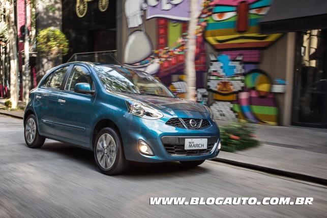 Nissan March 2015 1.6 SL