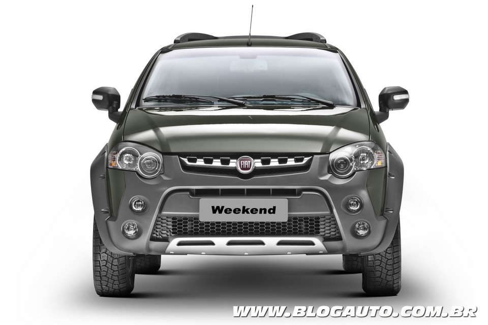 Fiat Weekend Adventure