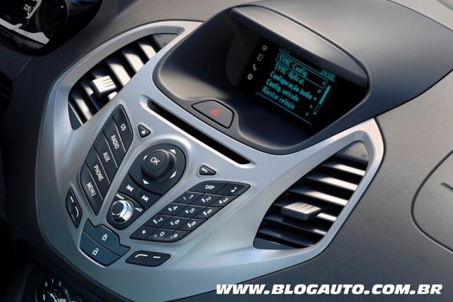 Novo Ford Ka com SYNC AppLink