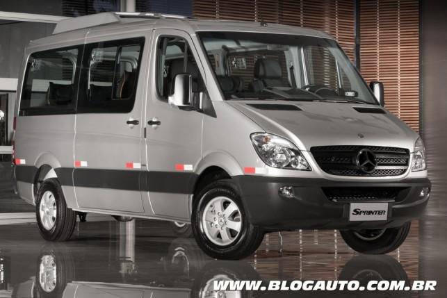 Mercedes-Benz Sprinter 415 CDI 9+1