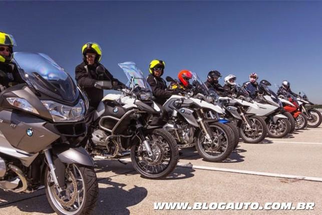 BMW Motorrad Rider Training
