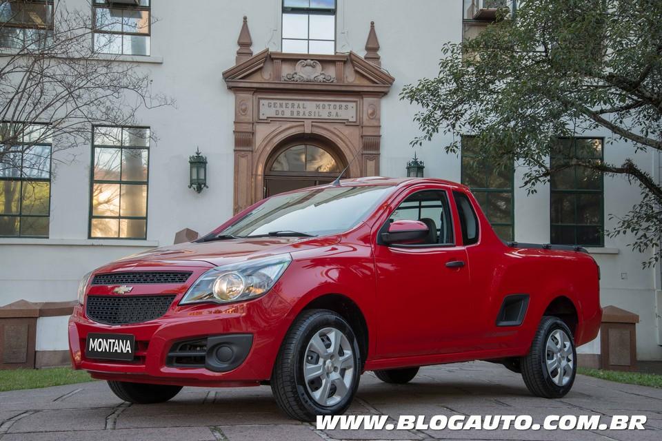 Chevrolet Montana 2015