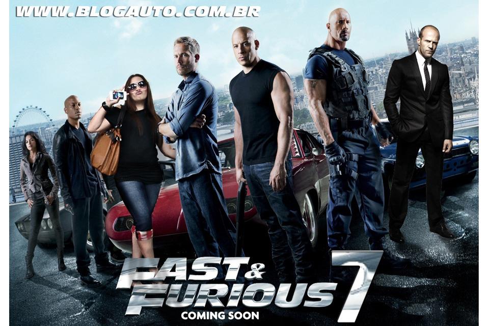 Fast & Furious 7 - Velozes e Furiosos 7