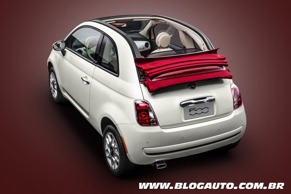 fiat 500 cabrio 2015 fica mais barato agora por r blogauto. Black Bedroom Furniture Sets. Home Design Ideas