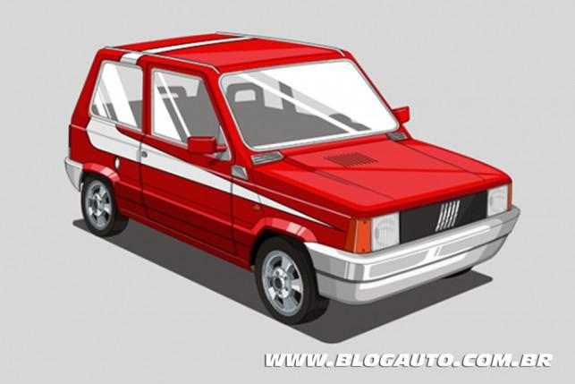Fiat Panda - filme Starsky & Hutch