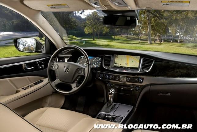 Hyundai Equus Ultimate