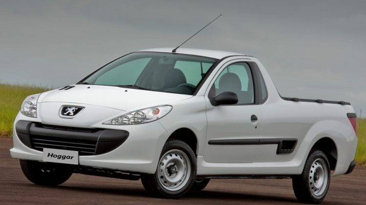 Peugeot Hoggar Active