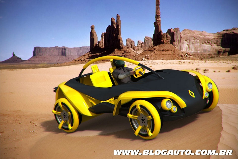 Renault Sand Jumper Concept