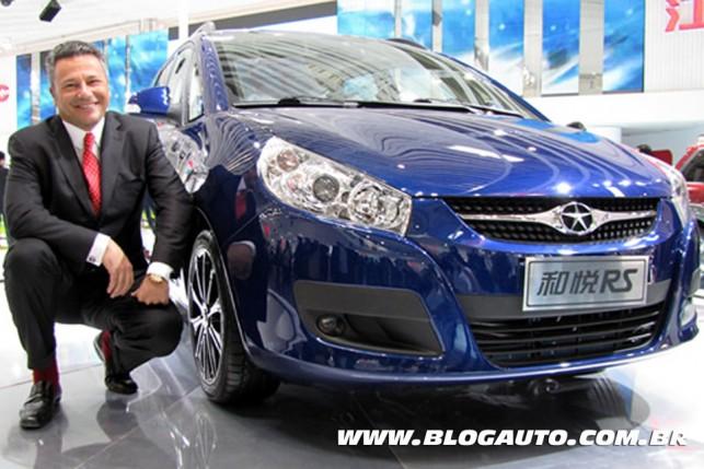 Sérgio Habib e JAC Motors