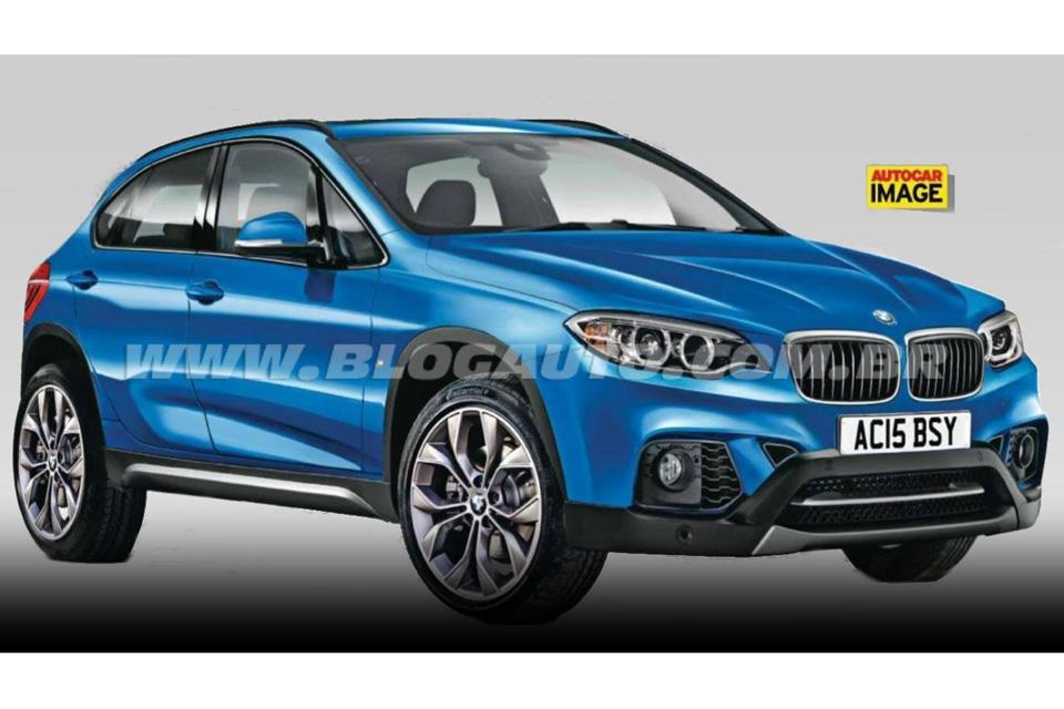 Segredo BMW X1 2016