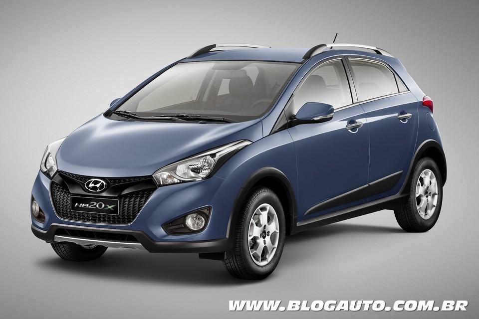 Hyundai HB20 2015 poucas mudanças e mais caro - BlogAuto