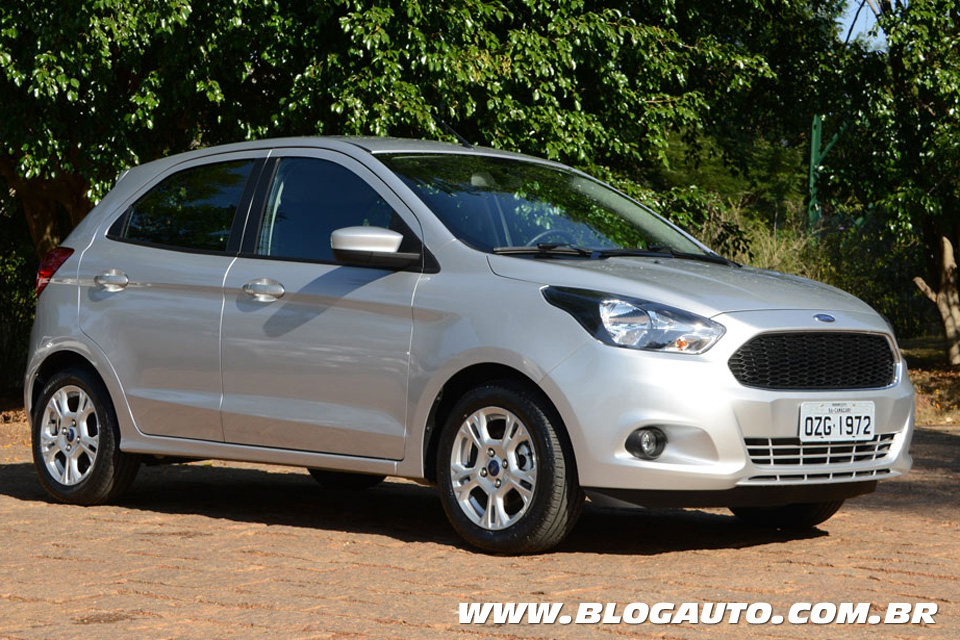 novo ford ka 2015 tem pre os entre r e r blogauto. Black Bedroom Furniture Sets. Home Design Ideas