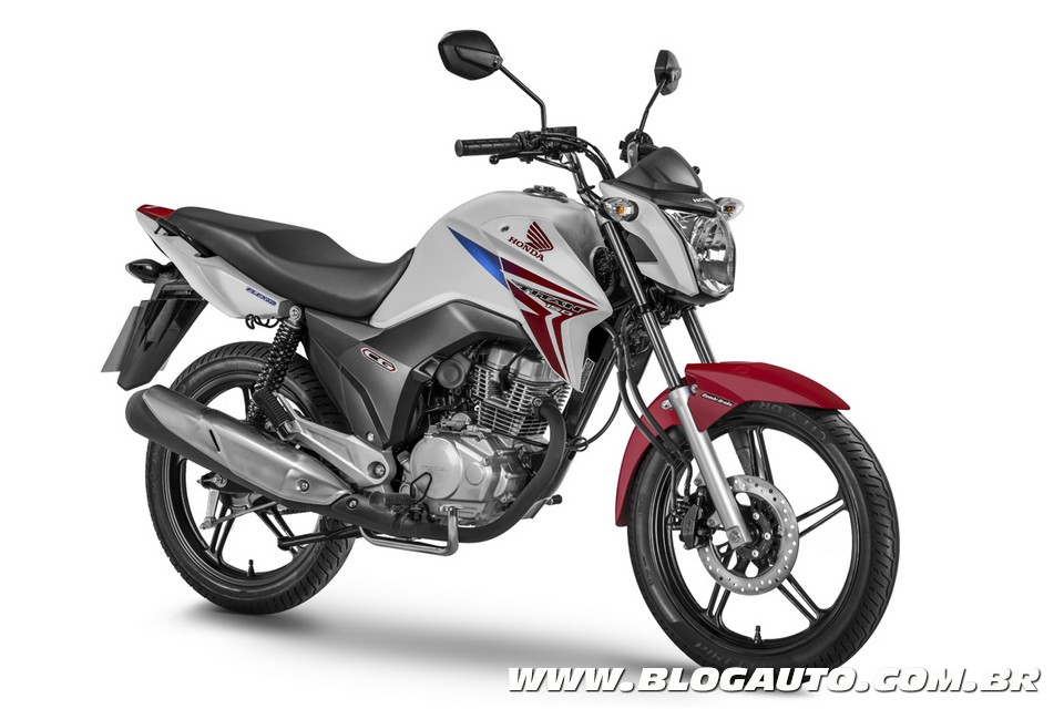 Honda CG 150 Titan CABS