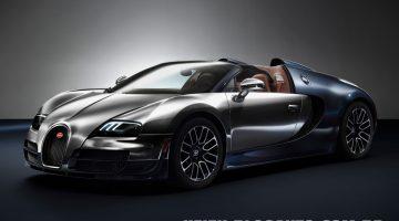 Bugatti Veyron Ettore Bugatti