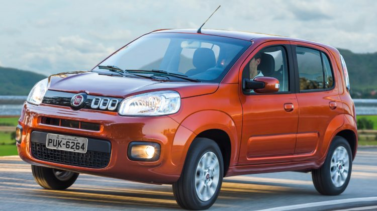 Fiat Uno 2015 Evolution
