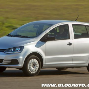 Volkswagen Fox Bluemotion 2015