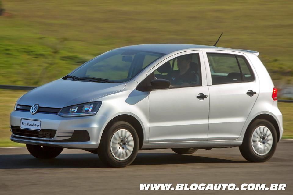 Volkswagen Fox Bluemotion 2015