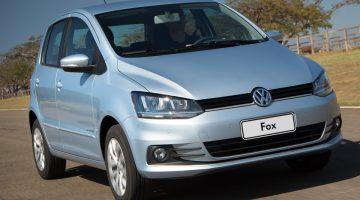 Volkswagen Fox Comfortline 2015