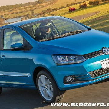 Volkswagen Fox Highline 2015