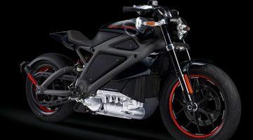 Harley-Davidson Projeto LiveWire