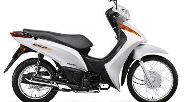 Honda Biz 100 2015
