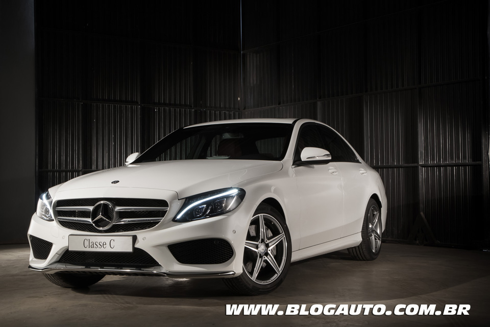 Avalia o mercedes benz c250 sport 2015 blogauto for Mercedes benz c 250 2014