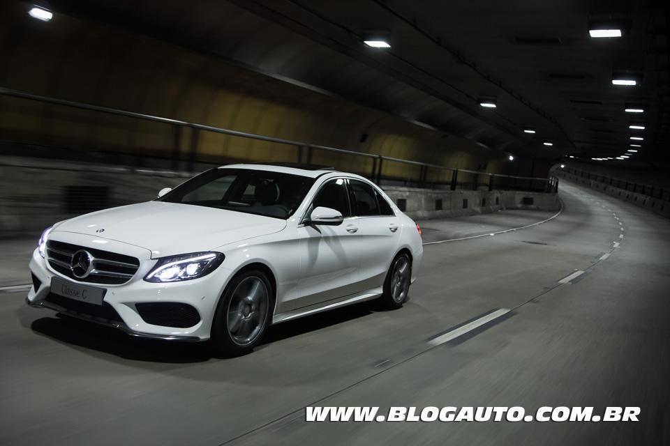 Avaliação: Mercedes-Benz C250 Sport 2015