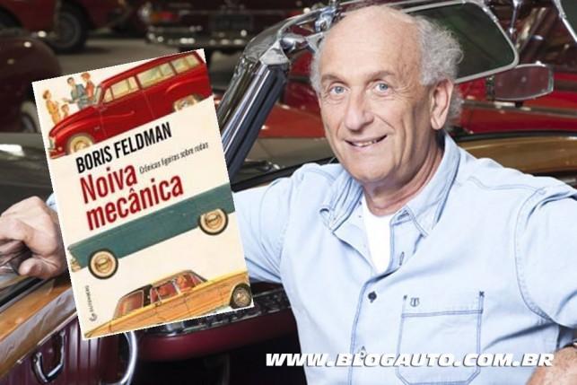 Noiva Mecânica livro de Boris Feldman