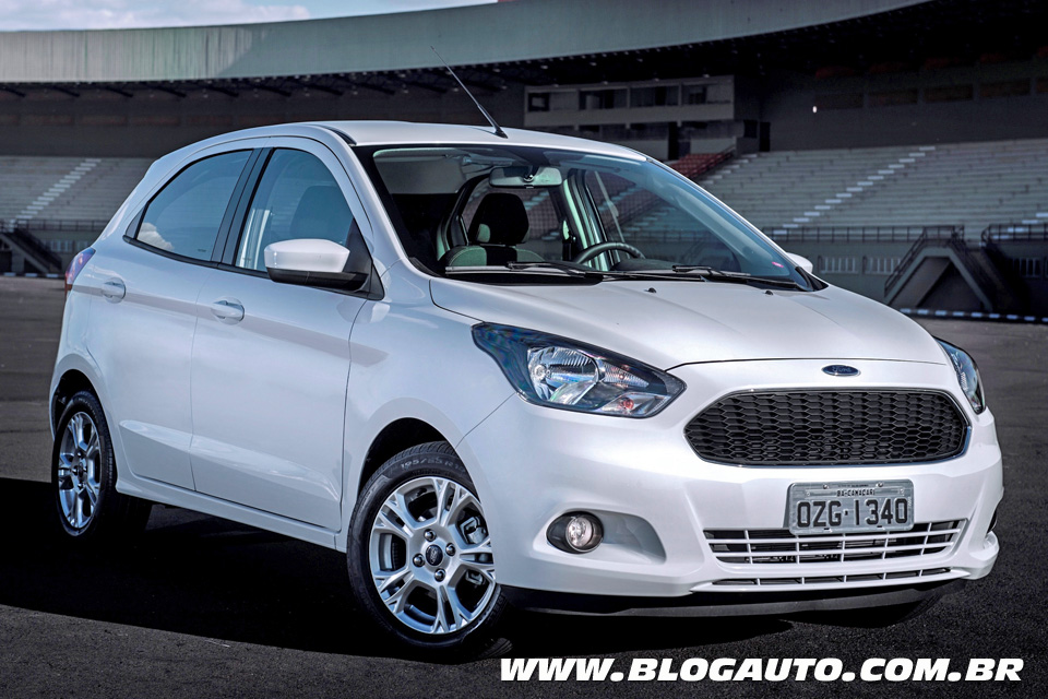 Ford Ka hatch 2015