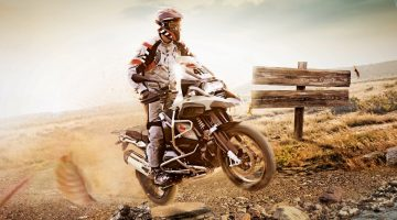BMW 1200 GS Trophy