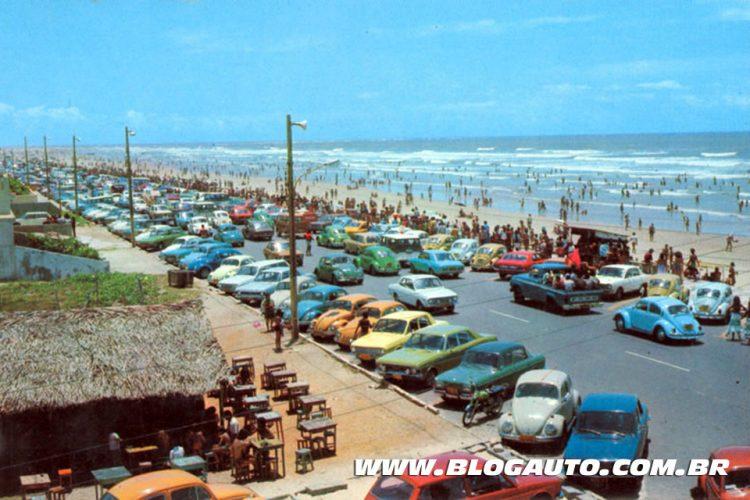 Praia do Atalaia em Aracaju