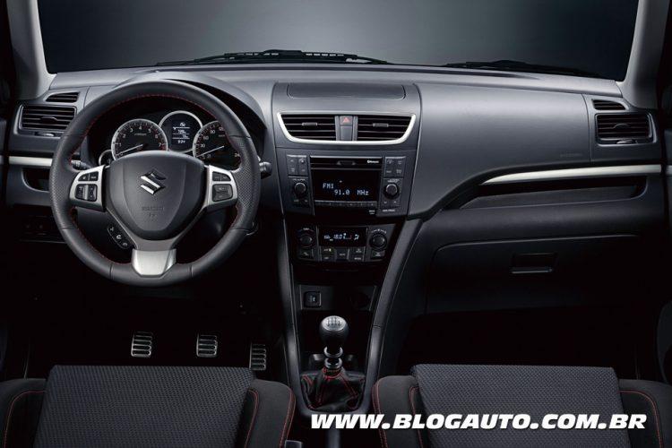 Suzuki Swift Sport 2015