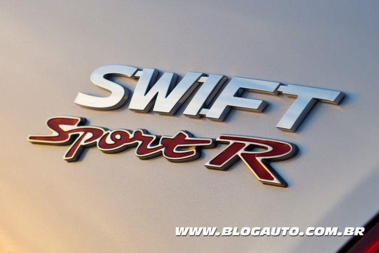 Suzuki Swift Sport R 2015