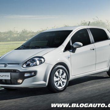 Fiat Punto Itália