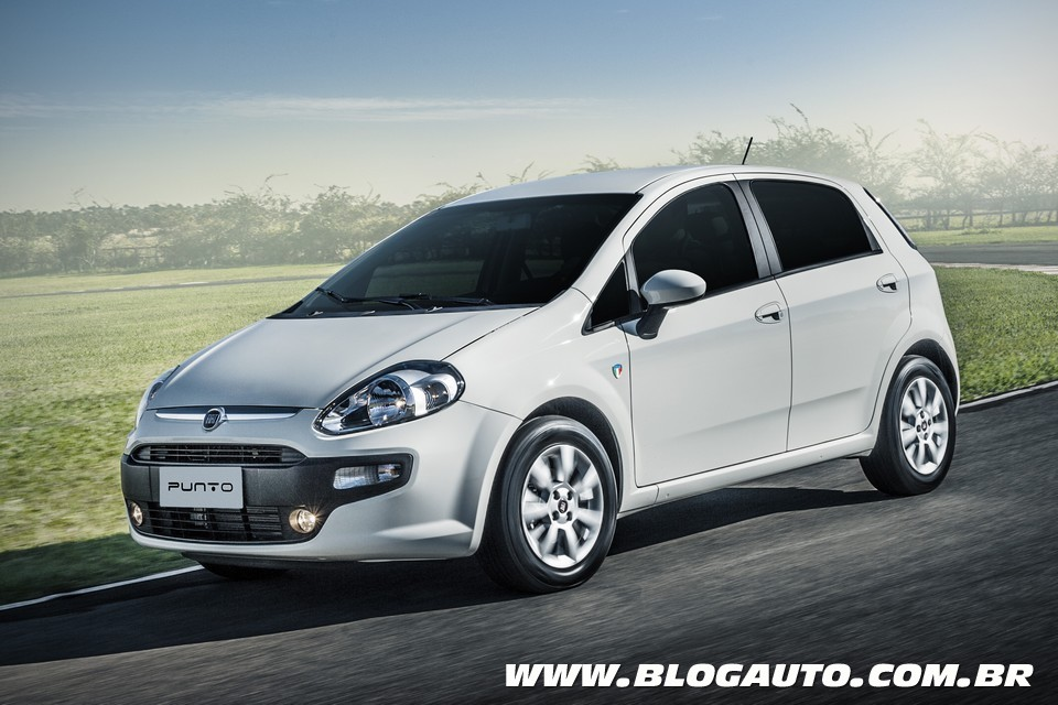 fiat punto it lia lan ado pela terceira vez blogauto. Black Bedroom Furniture Sets. Home Design Ideas
